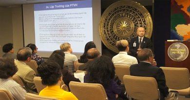 Dr. Long Nguyen Presentation on 9/15/2018