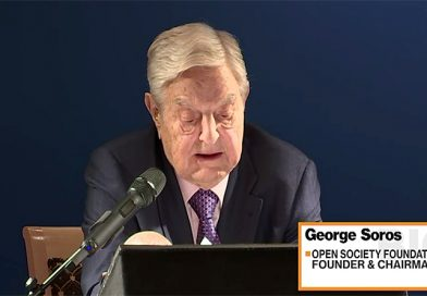 China's Xi Jinping 'most dangerous' to free societies, says George Soros