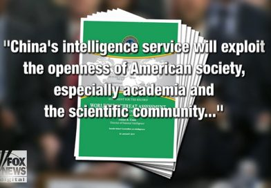 (English) China trying to infiltrate US colleges to recruit spies, indoctrinate students, intelligence agencies say by Eric Shawn