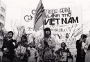 Republic of Vietnam students protested against China in 1974