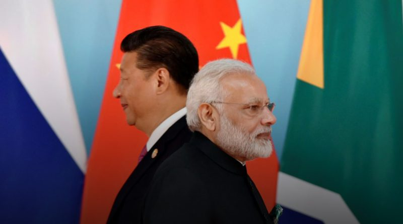 How big countries are wary of China