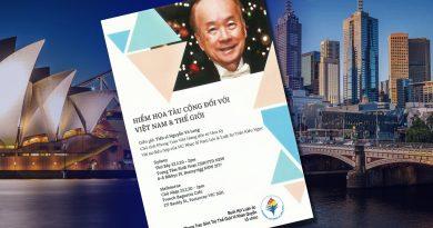 GS. TS. Nguyễn Võ Long tại Sydney & Melbourne, Úc: