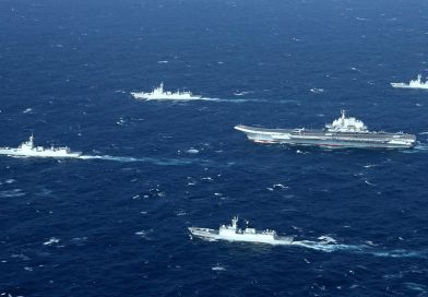 China's ambition: The greatest threat to peace in Asia