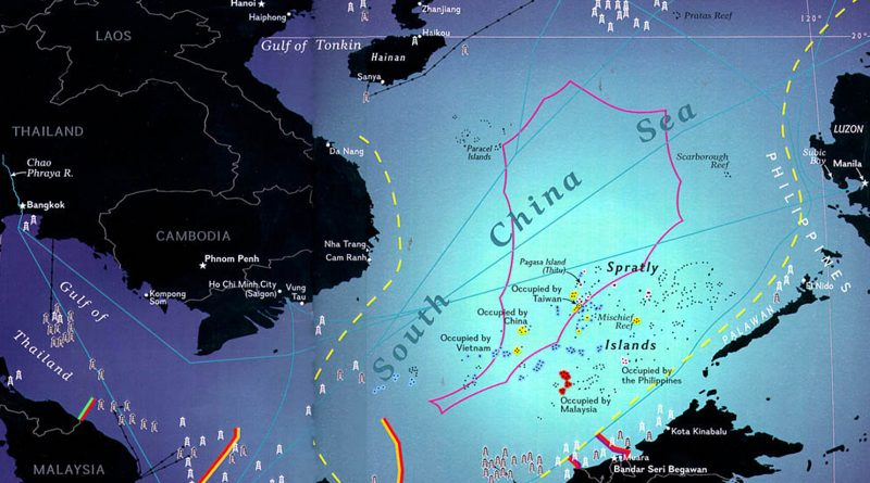 The South China Sea and the next president of the United States