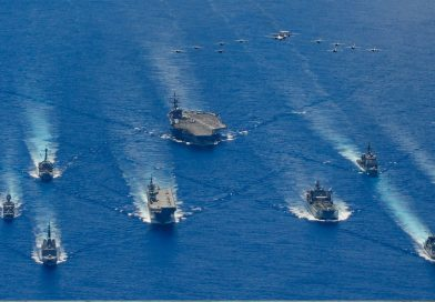 South China Sea: International pressure increases to push back China's ambitions