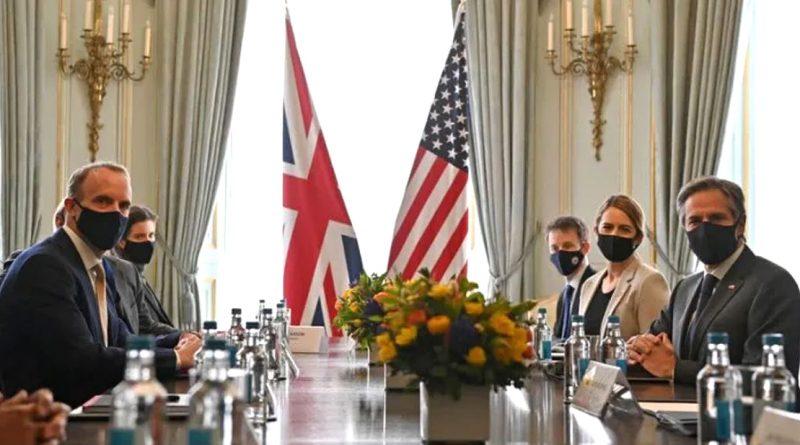 Hoa Kỳ và Anh Quốc nói với Trung Quốc và Nga: Phương Tây vẫn chưa kết thúc
