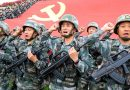 Nato warns of military challenge posed by China
