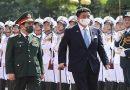 Japan, Vietnam sign defense transfer deal amid China worries