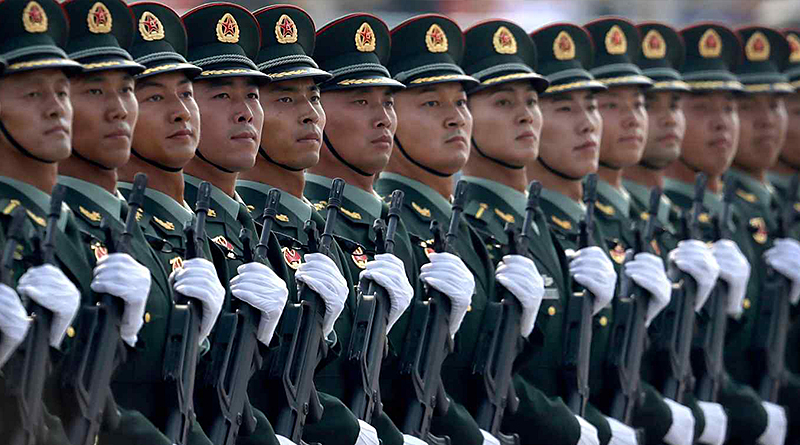 China's military has an Achilles' heel: Low troop morale